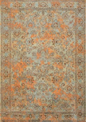 The FW agra sur collection light blue orange 8943