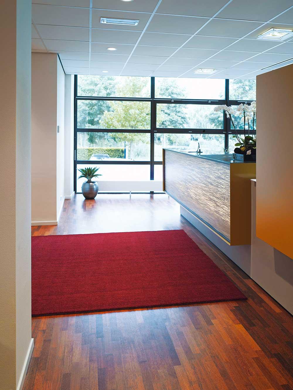 btb 2014 p06 brosse couleur ambiance rouge la moquetterie. Black Bedroom Furniture Sets. Home Design Ideas